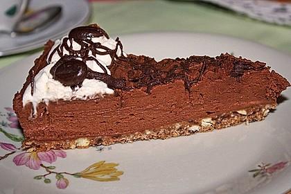 Torta della crema di cioccolato 13