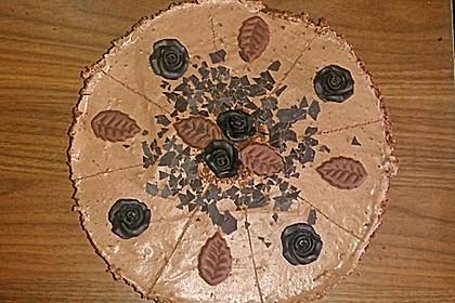 Torta della crema di cioccolato 15
