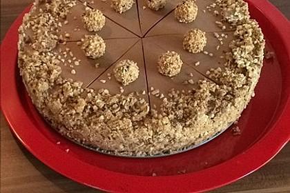 Torta della crema di cioccolato 3