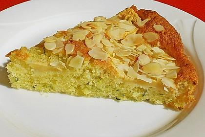 Apfelkuchen mit Zucchini 4