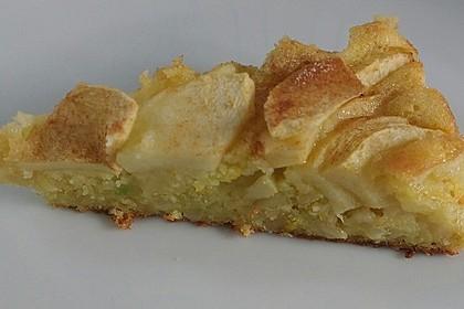 Apfelkuchen mit Zucchini 17