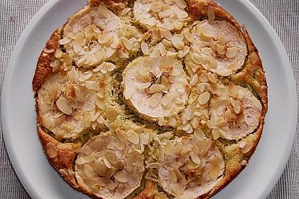 Apfelkuchen mit Zucchini 12