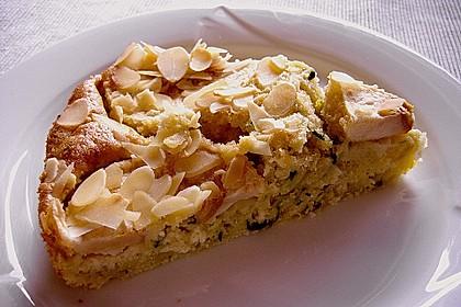 Apfelkuchen mit Zucchini 15