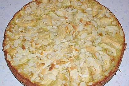 Apfelkuchen mit Zucchini 2