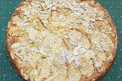 Apfelkuchen mit Zucchini 11