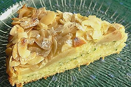 Apfelkuchen mit Zucchini 10