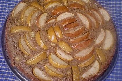 Apfelkuchen mit Zucchini 16