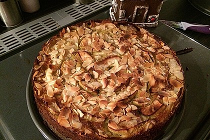Apfelkuchen mit Zucchini 13