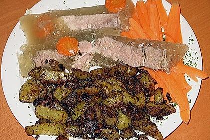 Sauerfleisch à la Bine