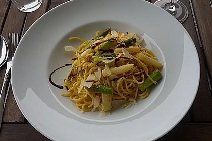 Spargel - Carbonara 7