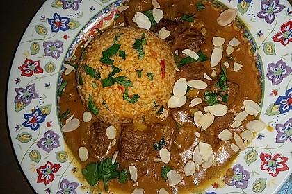 Rindfleisch orientalisch 2