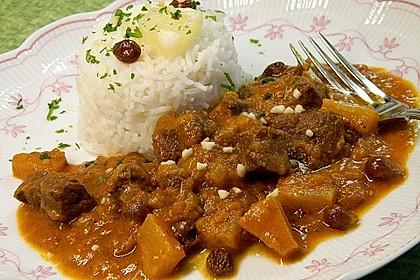 Rindfleisch orientalisch 1