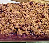 Zwetschgen - Streusel Kuchen (Bild)