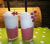 Johannisbeer - Vanille - Shake (Bild)