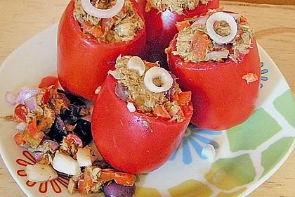 Andalusisch gefüllte Tomaten 4