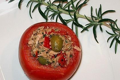 Andalusisch gefüllte Tomaten 1