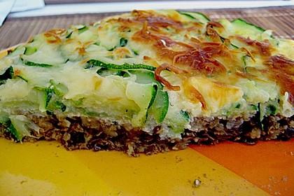 Linsen - Zucchini - Tarte 2