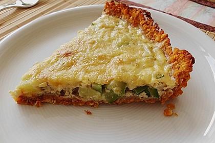 Linsen - Zucchini - Tarte 10
