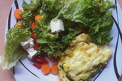 Linsen - Zucchini - Tarte 13