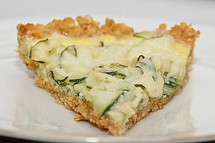 Linsen - Zucchini - Tarte 17