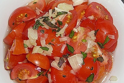 Tomatensalat 10