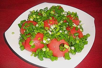 Tomatensalat 7