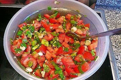 Tomatensalat 6