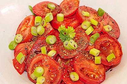 Tomatensalat 3