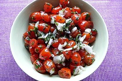 Tomatensalat 4