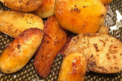 Rosmarinkartoffeln (Bild)
