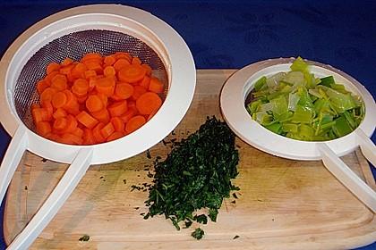 Möhren - Lauch - Salat 3
