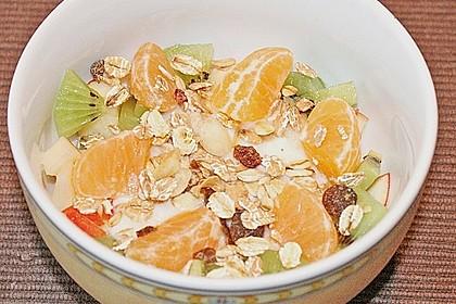 Obst - Joghurt - Müsli 2