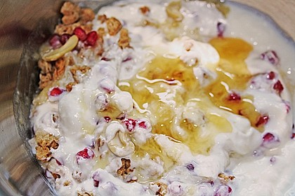 Obst - Joghurt - Müsli 21
