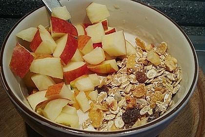 Obst - Joghurt - Müsli 17