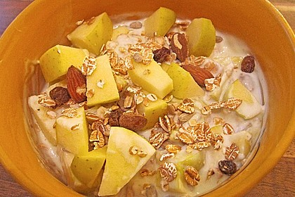 Obst - Joghurt - Müsli 18