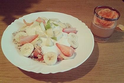 Obst - Joghurt - Müsli 7
