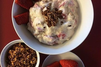 Obst - Joghurt - Müsli 6