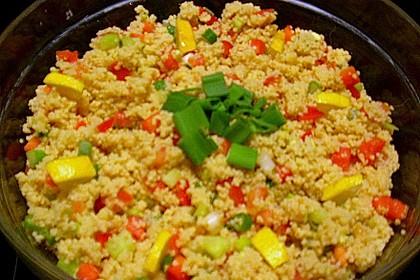 Couscous-Salat 7