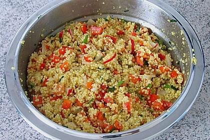 Couscous-Salat 4