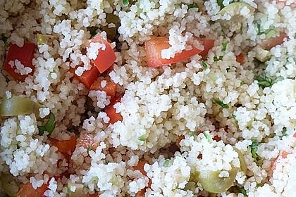 Couscous-Salat 8