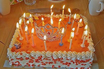 Schoko - Nuss - Sahne - Torte 20