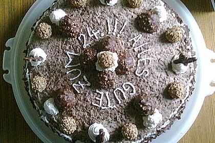 Schoko - Nuss - Sahne - Torte 25