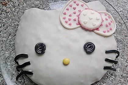 Hello Kitty Torte Von Dannychan Chefkoch De