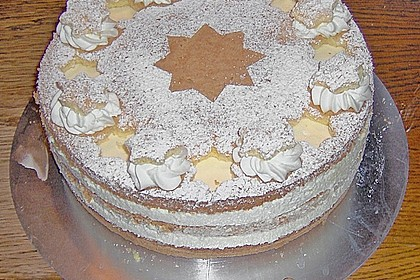 Käsesahne - Torte 1