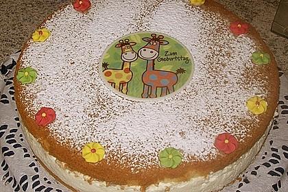 Käsesahne - Torte 28