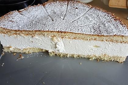 Käsesahne - Torte 21