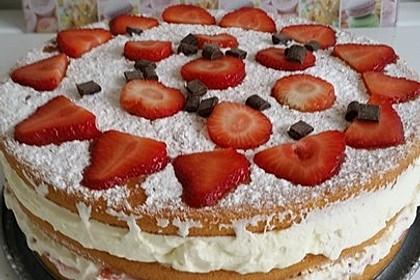 Käsesahne - Torte 32
