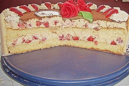 Erdbeer - Tiramisu - Torte 18
