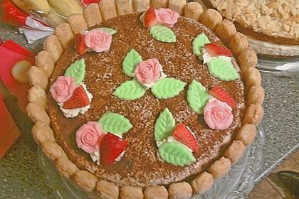 Erdbeer - Tiramisu - Torte 35