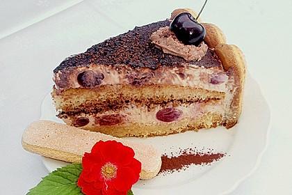 Erdbeer - Tiramisu - Torte 12